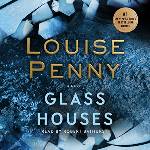 Couverture de Glass Houses