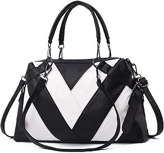 Large-Capacity Minimalist Tote Bag, Fashion,Hand-held Women's Bag, PU Bag, One-Shoulder Bag