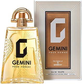 Mirage Diamond Collection Gemini Pour Homme EDT, 100ml