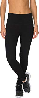 RBX Active Women's Tummy Control Cotton Spandex Workout Legging