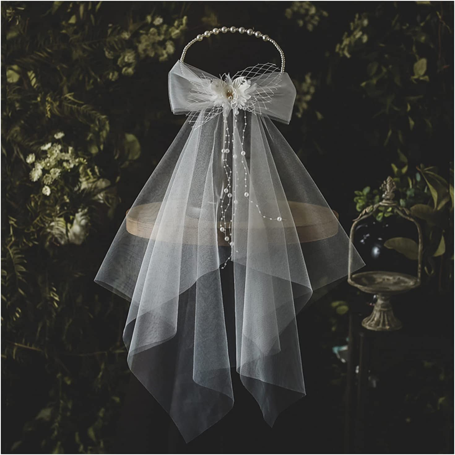 Max 80% OFF HEMOTONE Ladies Wedding Accessories National uniform free shipping Pear Bridal Hair