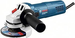 Bosch Home and Garden 0601394001 Bosch Professional Miniamoladora GWS 750-125 (125 mm) con protección de reinicio para SNP / 750W