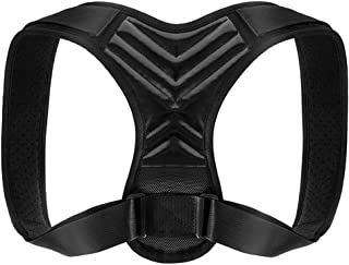 JM-Y Posture Corrector for Men & Women - Adjustable Shoulder Posture Brace - for Posture Correction and Alignment - Invisible Thoracic Back Brace - Universal Size