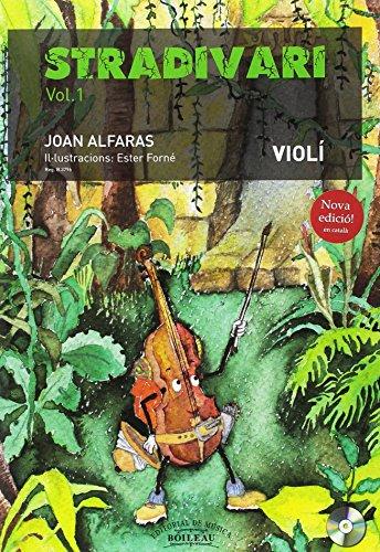 Stradivari vol. 1 - Violí (català) - B.3796