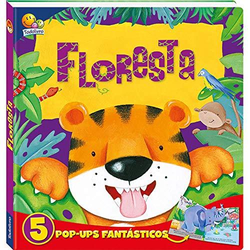 Pop-ups Fantásticos! Floresta