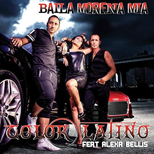 Baila Morena Mia (feat. Alexa Bellis) (A Capella)