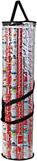 Best christmas wrapping paper storage bins Reviews