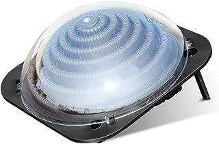 Goplus Solar Dome Swimming Pool Heater Above Ground, Pool Solar Heater, Sun Heater