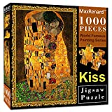 MaxRenard 1000 Pieces Puzzle for Adult The...