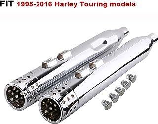 Suchergebnis Auf Für Schalldämpfer Harley Davidson Endschalldämpfer Auspuff Abgasanlage Auto Motorrad