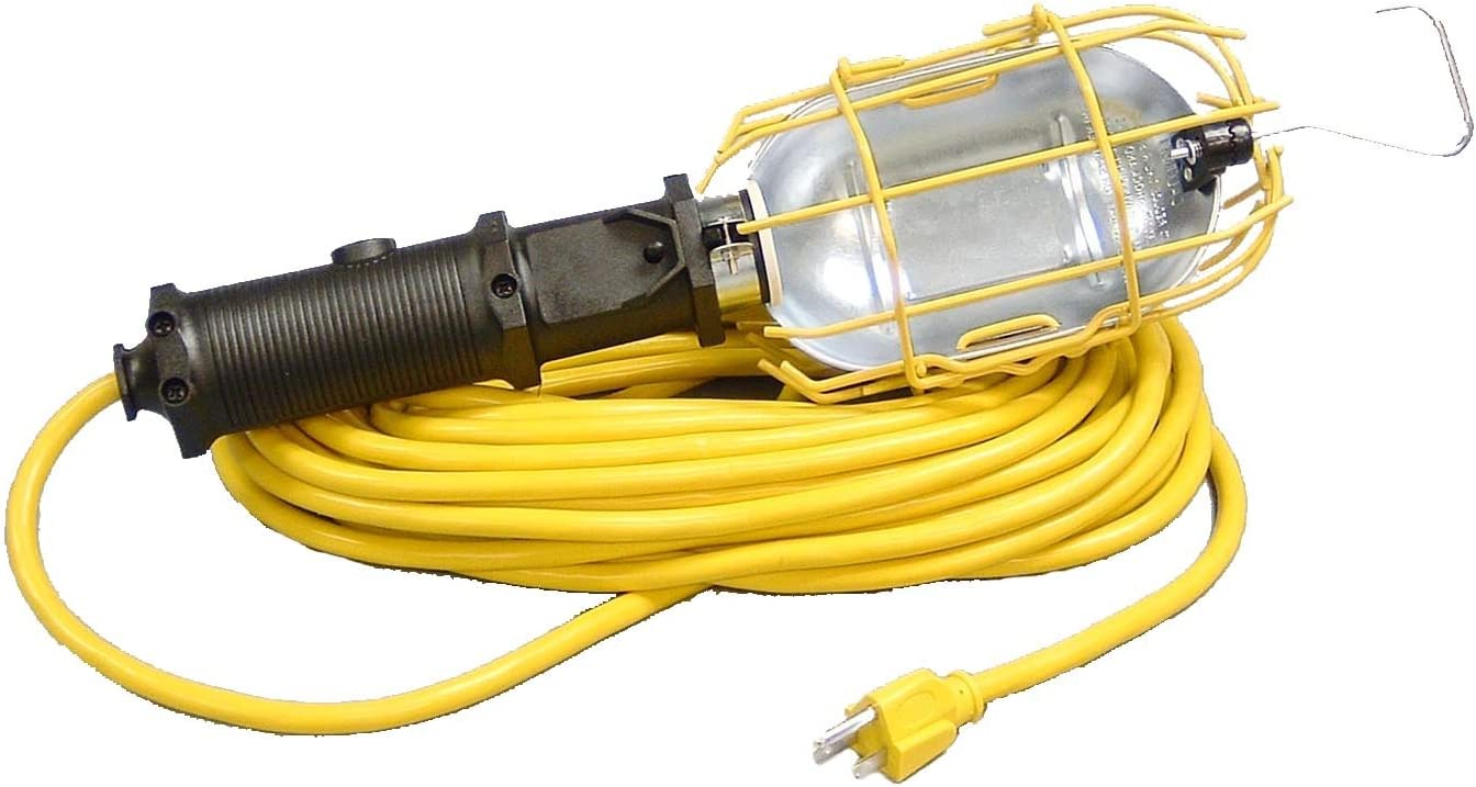 Alert Stamping HTL-50M-CB Heavy Duty 50-Feet Light Trouble with Max 85% OFF Large special price