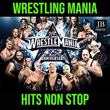 Wrestling Mania Medley : Batista / Jump / We Are the Champion / Eyes Without a Face / Light My Fire / Living on a Prayer / The Look / Smoke on the Water / I Want It All / Hold the Line / Shine on You Crazy Diamond / Space Oddity / Whole Lotta Love / The P