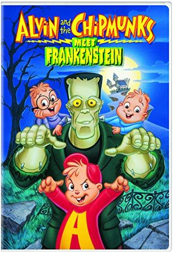 Alvin and the Chipmunks Meet Frankenstein [DVD]