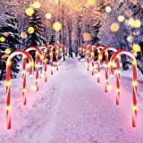 12 Pack Christmas Decorations Outdoor Solar...