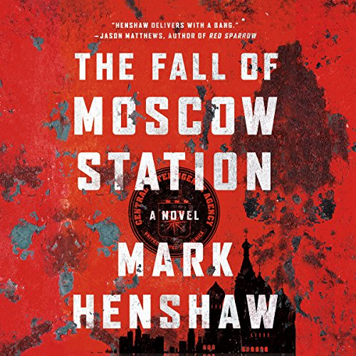 The Fall of Moscow Station copertina