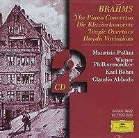 Brahms: The Piano Concertos/Tragic Overture
