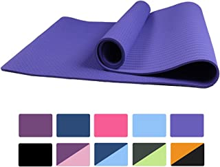 Non Slip Yoga Mat with Carrying Strap,72