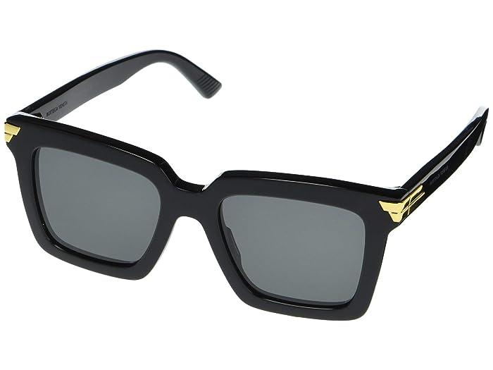 Bottega Veneta  BV1005S (Black) Fashion Sunglasses