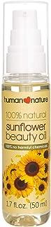 Human Nature Sunflower Beauty Oil 1.7 fl oz