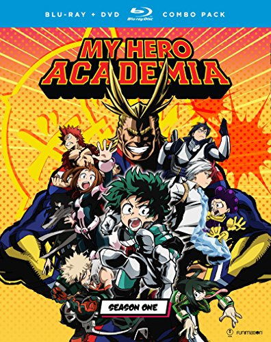 My Hero Academia: Season One [Blu ray] [Blu-ray]