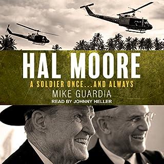 Hal Moore audiobook cover art