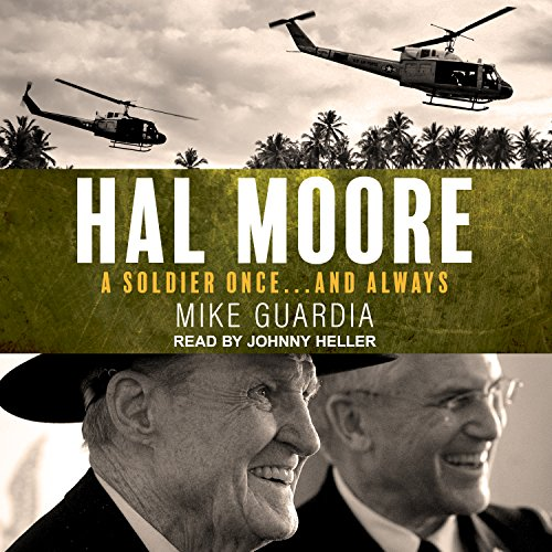 Hal Moore audiobook cover art