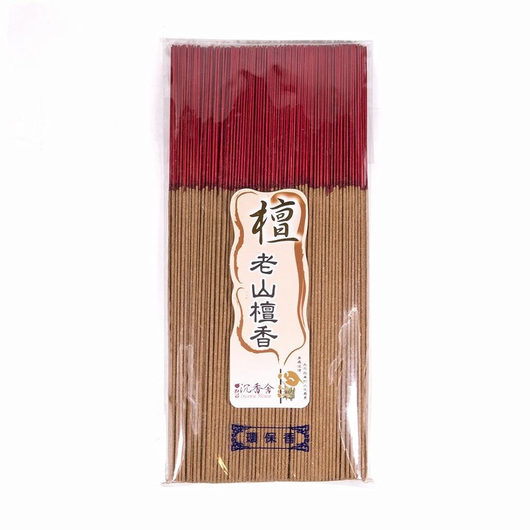 体細胞再編成するポスター台湾沉香舍 老山檀香 台湾のお香家 - 檀香 30cm (木支香) 300g 約400本