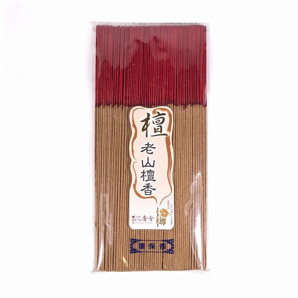 霧減らすピストン台湾沉香舍 老山檀香 台湾のお香家 - 檀香 30cm (木支香) 300g 約400本