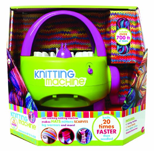 NSI Knitting Machine for Kids (Age 6+)