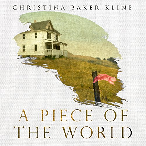 A Piece of the World audiobook cover art