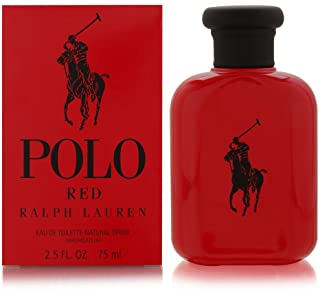 Ralph Lauren Polo Red 75ml - eau de toilette (Hombres Toronja Limón 75 ml)