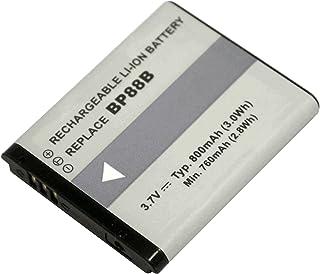 Power Smart® 800mAh Cámara Digital batería para Samsung MV900F BP88B