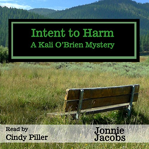 Intent to Harm audiobook cover art