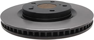 ACDelco Gold 18A2736 Black Hat Front Disc Brake Rotor