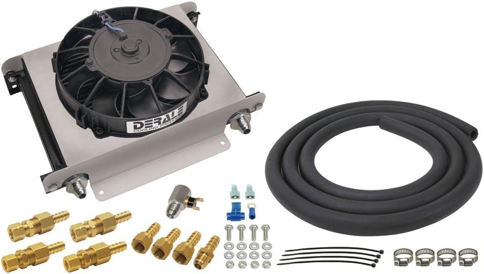 Derale 13960 Hyper-Cool Transmission Cheap SALE Start Al sold out. Remote Cooler