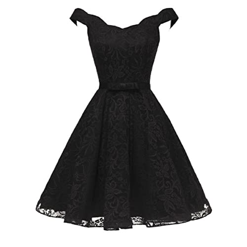 6fabdd01a39 Short Lace Evening Dress Knee Length Off The Shoulder Prom Dresses Cocktail  Gown