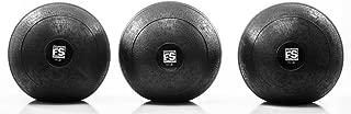 Fitness Solutions Slam Balls Dead Weight Slam Ball D Ball Strength Conditioning Cross Training WOD Plyometric Core Training, Wall Exercises