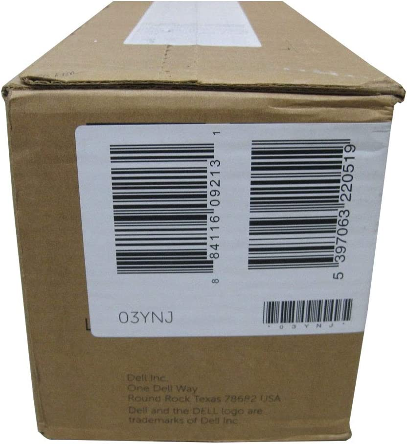 Dell Toner Cartridge - Black - Laser - High Yield - 45000 Page - 1 / Pack - 03YNJ