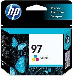 Cartucho de Tinta HP 17,5ML 97 C9363WB Tricolor