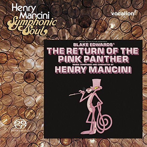 Henry Mancini - The Return of the Pink Panther & Symphonic Soul [SACD Hybrid Multi-channel]