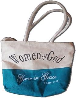 Interloop Women's Christian Jute Bag