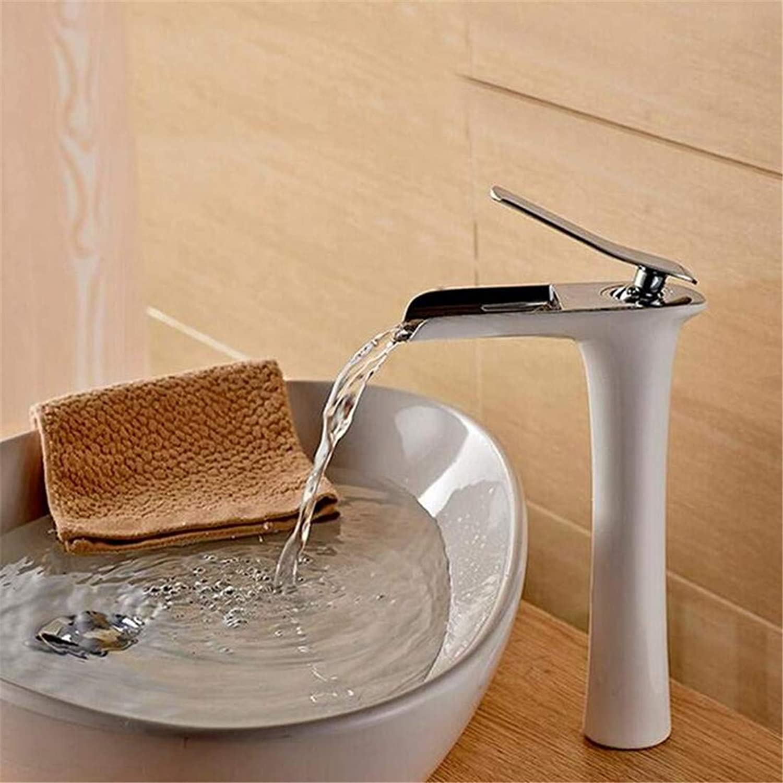 Faucet Chrome Single Handle Contemporary Kitchen Faucet Faucet Washbasin Mixer Waterfall Brass Vanity Sink Faucet Chrome Bathroom Sink Basin Mixer Tap