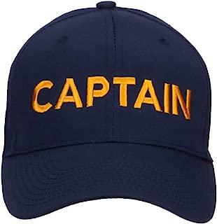 Best personalized captain baseball cap Reviews