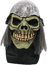 Halloween masker, Horror Skull Latex Clown Masker ...