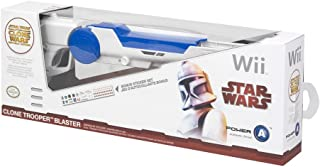 Official Nintendo and Star Wars Wii Clone Trooper Blaster