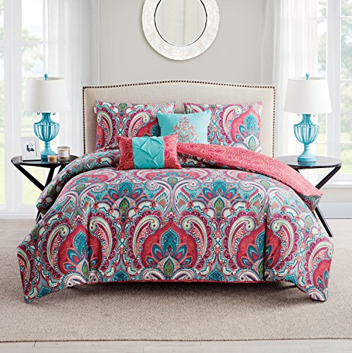 Casa Real Duvet Cover Set (Twin) 4pc - VCNY Home