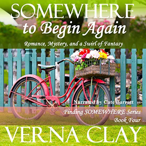 Somewhere to Begin Again: Finding Somewhere Series, Book 4