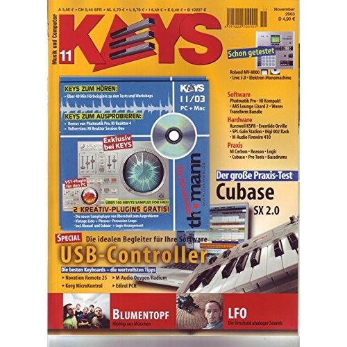 Keys Ausgabe 11 2003