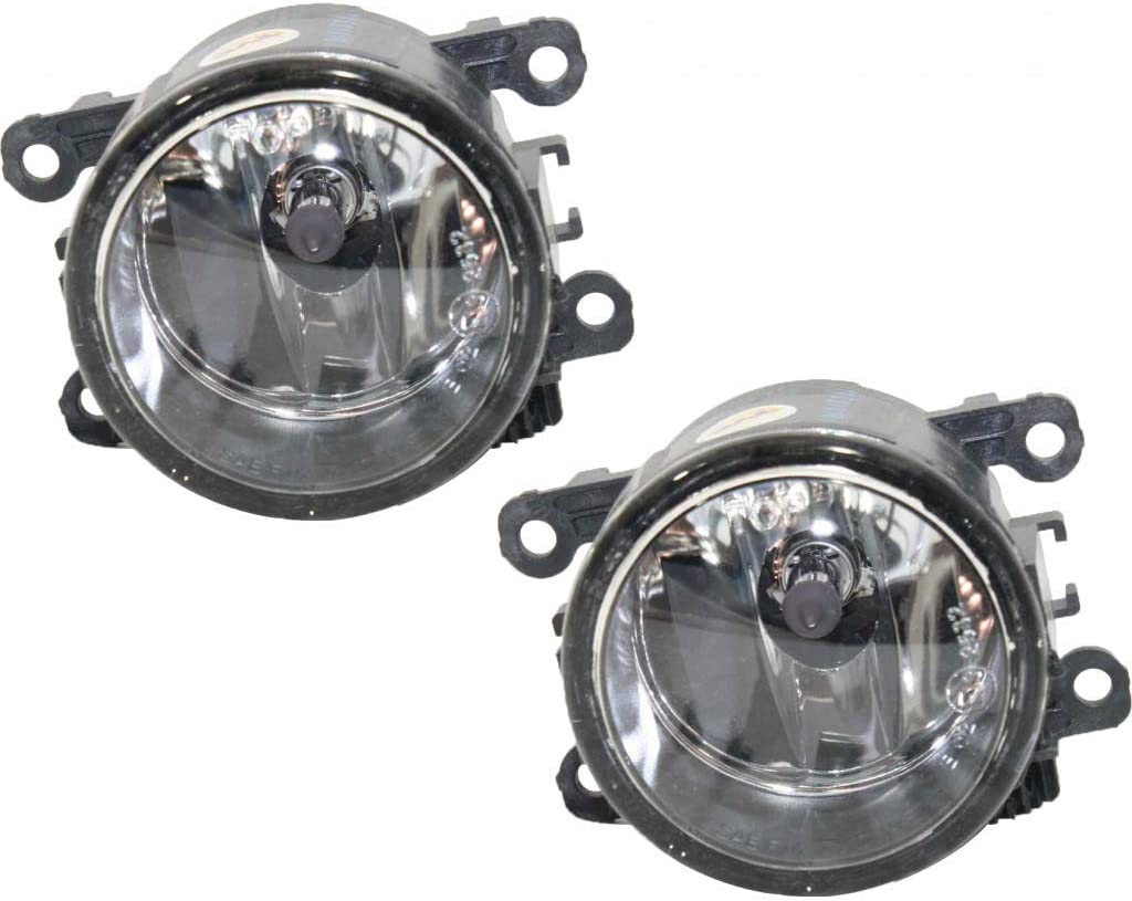 CarLights360: For 2006 2007 2008 A MITSUBISHI ENDEAVOR Fog Light specialty shop gift