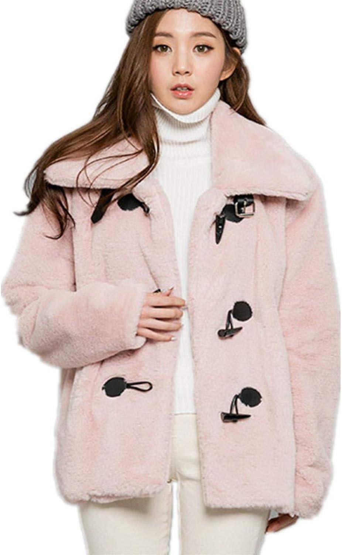 CHANGYUGE Autumn Winter Women Fashion Coat